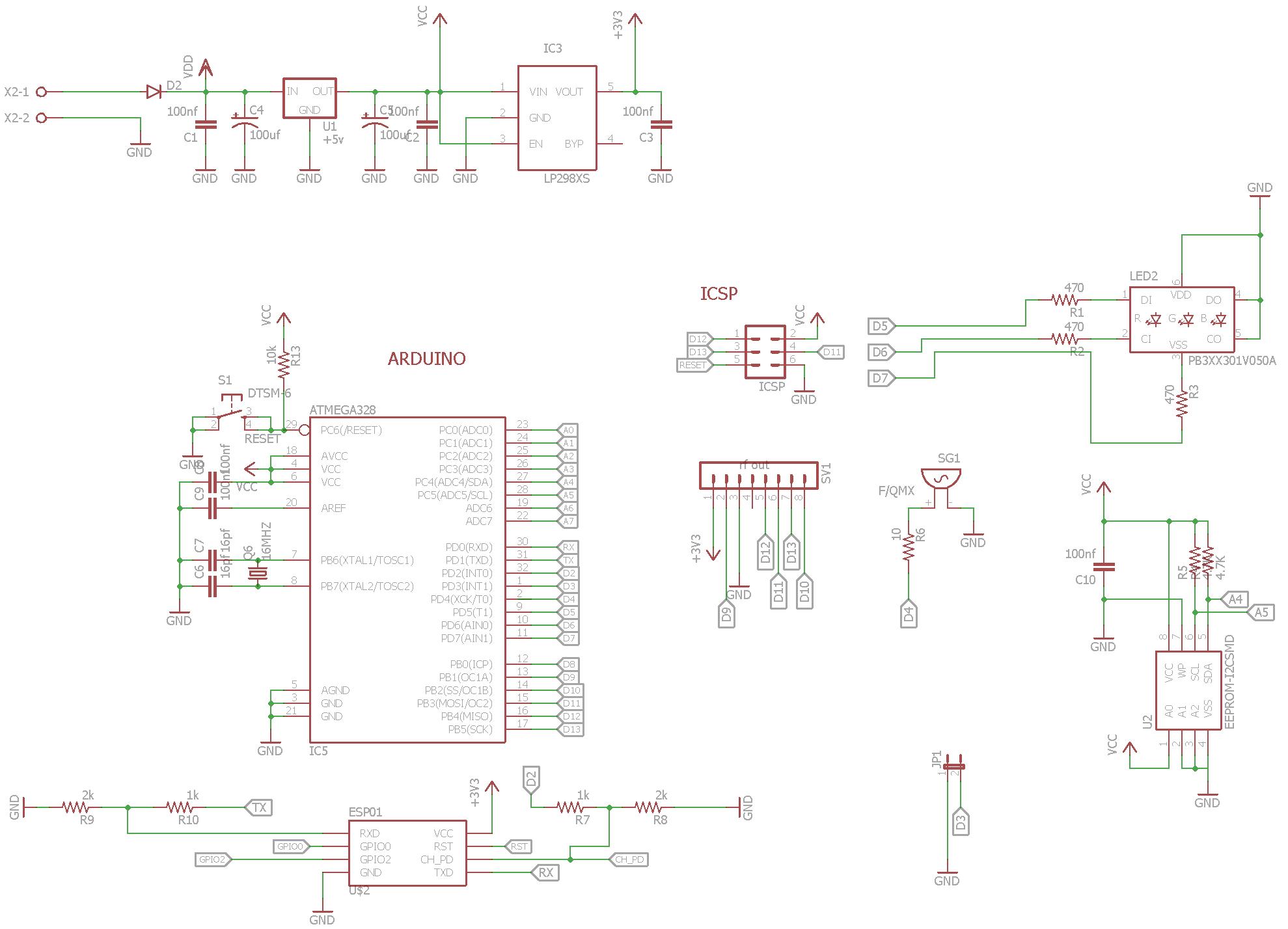 RFID_Wifi Schematics