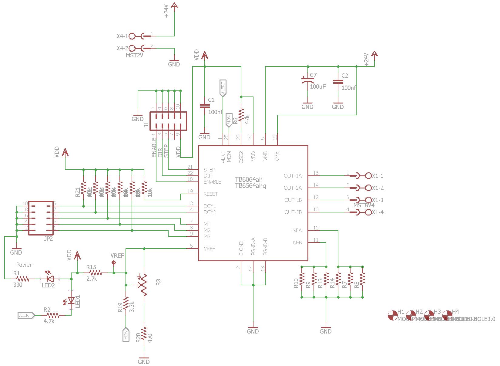 THB6064 Schematic