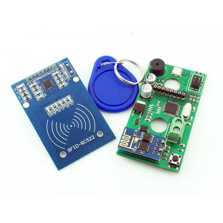 RFID WIFI Reader