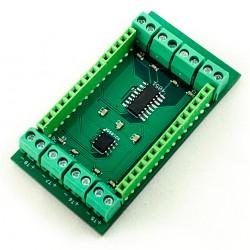 WiFi Thermocouple Multiplexer Shield