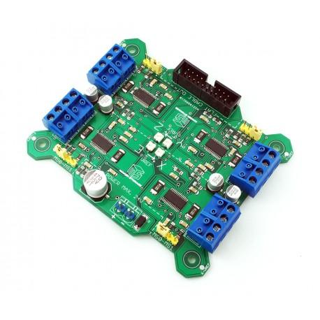 DRV8818 4 Axis Stepper Motor Driver Board