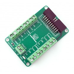 4 Axis Motor Driver Breakout Board