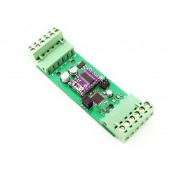 Encoder to Stepper Controller